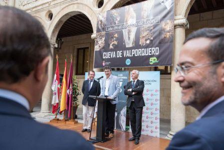 Congreso SEI León - Bienvenida Presidente Dipu León