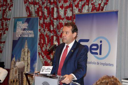 Congreso SEI León - Cena Clausura 1