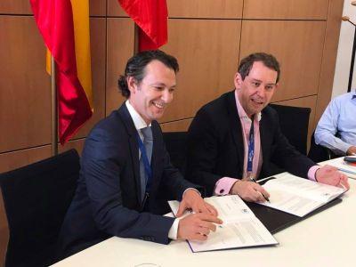 Congreso SEI León - Acuerdo SEI - Portugal