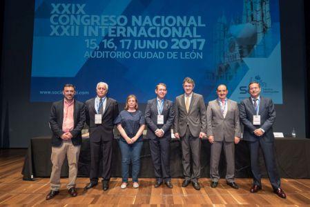 Congreso SEI León - Inauguración